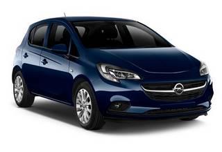 Vauxhall Corsa Rental